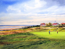 Hoylake Royal Liverpool von bill holkham