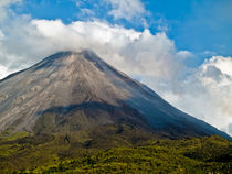 Arenal Volcano Costa Rica by Jim DeLillo