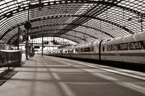 Hauptbahnhof - Berlin von captainsilva
