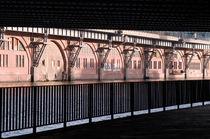 Stadttunnel - S-Bahn - Jannowitzbrücke von captainsilva
