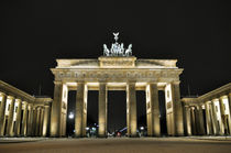 Brandenburger Tor - Berlin-Mitte by captainsilva