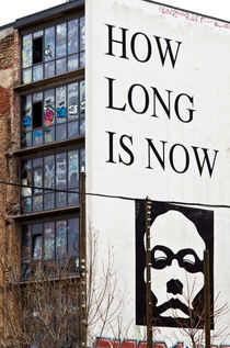HOW LONG IS NOW - Berlin-Mitte von captainsilva