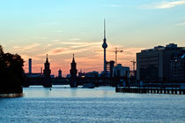 SKYLINE - BERLIN by captainsilva