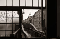 U-Bahnhof - Eberswalder Strasse - Berlin-Pankow by captainsilva