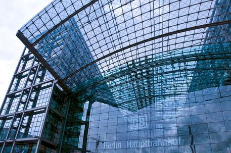 Facade-train-station-berlin