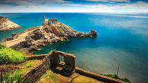 Portovenere by Zoltan Duray