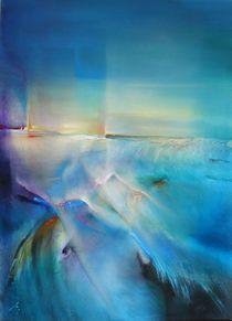 Winterabend von Annette Schmucker