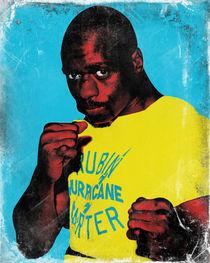 Hurricane Carter by Giovanni Balletta