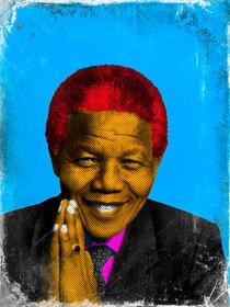Nelson Mandela by Giovanni Balletta
