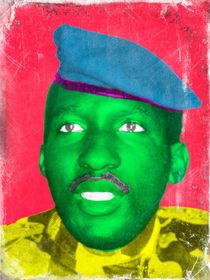 Thomas Sankara by Giovanni Balletta