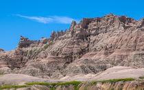 Badlands National Park by John Bailey