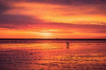 Summer Sunset von Simone Jahnke