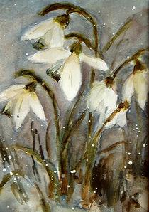 'Schneeglöckchen I' von Chris Berger