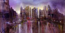 Skyline von Annette Schmucker