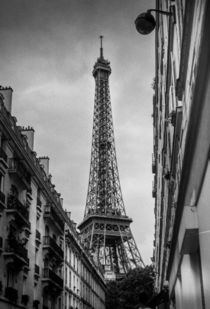 Eifel tower by Ben Bürkle
