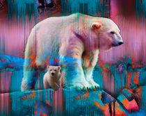Polar Bear Valeroso 58A von David Smith