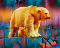 Polar Bear Valeroso 58B by David Smith