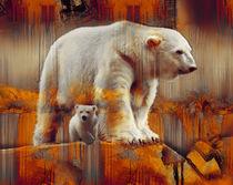 Polar Bear Valeroso 58C von David Smith