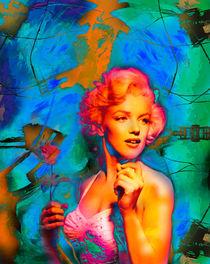 Marilyn Monroe Valeroso 57C von David Smith