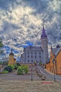 Schloss Purschenstein by Helmut Schneller