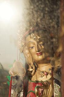 Buddha statue von Igor Korionov