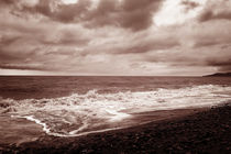 Autumn seascape by Igor Korionov