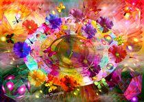 Der Sommer der Schmetterlinge No2 von Eva Borowski