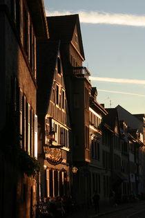Street in Heidelberg by atari-frosch