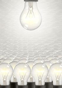 Light Bulbs by crismanart