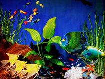 Aquarium von Stephanie Blodau