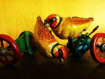 stil life with birds by Katia Terpigoreva