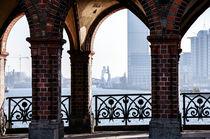 Oberbaumbrücke Berlin von Magdalena Zlotos