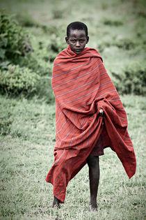 Masai #4 von Antonio Jorge Nunes
