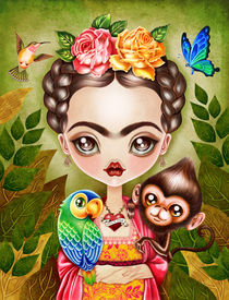 Frida Querida by Sandra Vargas