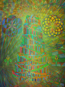 Tower of Babel - 2014 von karmym