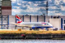 British Airways  by David Pyatt