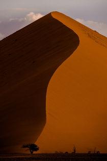 Sossusvlei Dunes – Namibia by Matilde Simas