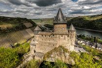 Burg Stahleck 7 by Erhard Hess