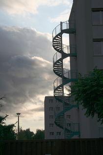 Spiral staircase von atari-frosch