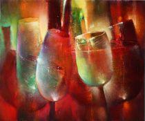 Zu später Stunde II by Annette Schmucker