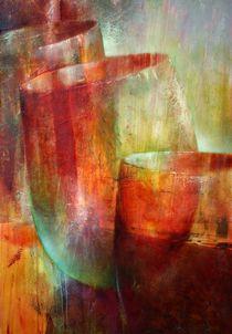 Drei Gläser by Annette Schmucker