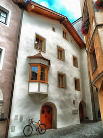 Charme der alten Architektur - Charm of the old architecture - von Wolfgang Pfensig