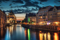 Berlin am Abend by Marcus  Klepper