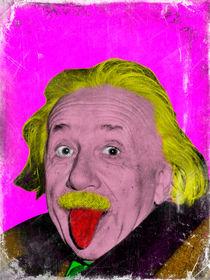 Alber Einstein by Giovanni Balletta