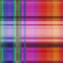 Muster bunt Nr. 32 by Christine Bässler