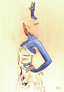 Das Temperament des Flamencos by Klaus Engels