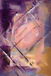 Abstrakt von Bruno Santoro