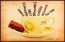 Coffee Break by Clare Bevan