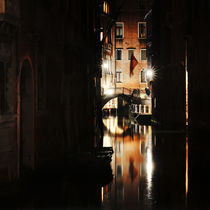 Night Venice by Tania Lerro