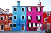 Venice, Burano island by Tania Lerro
